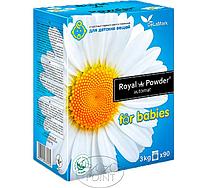 Стиральный порошок Royal Powder Baby, 3 кг, De La Mark, Royal Powder