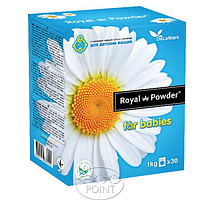 Стиральный порошок Royal Powder Baby, 1 кг, De La Mark, Royal Powder