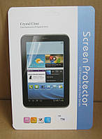 Защитная пленка для Samsung Galaxy Tab S 8.4 T700 T705  Глянцевая
