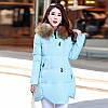Женская куртка 6 стильных цветов D5806, фото 6