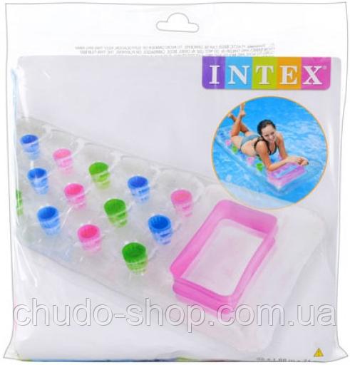 Надувной пляжный матрас Intex 188х71 см (59894)