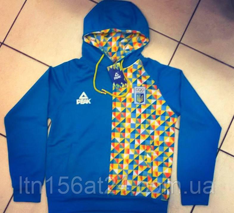 027073e800de ТОЛСТОВКИ МУЖСКИЕ PEAK SPORT UKRAINE (цвет синий)  продажа, цена в ...