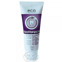 Зубная паста с черным тмином, 75 мл, Eco Cosmetics
