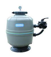 Песочный термопластиковый фильтр Waterco ExoTUF Plus E600 (3,5bar; боковое соединение 50 мм)