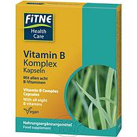 Комплекс натуральных Витаминов группы В, 1 уп, FITNE