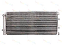 Радиатор кондиционера на Renault Master III 2010-> 2.3dCi — Thermotec (Китай) - KTT110417