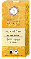 Растительная краска для волос Khadi Золотой оттенок, 100 г, Khadi