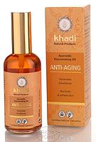 Аюрведическое масло для лица и тела Anti-Aging, 100 мл, Khadi