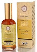 Масло для восстановления и роста волос (KH0107), 100 мл, Khadi