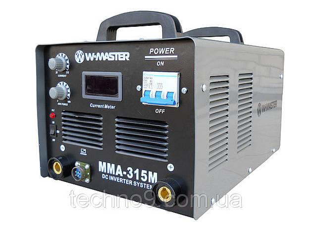 Сварочный инвертор W-MASTER MMA - 315 М, фото 2