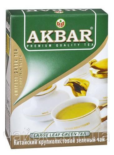 Чай Акbаr Green Tea 100 гр