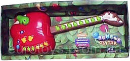 "POTEX Джунгли гитара ""Яблочко"" (616В)"