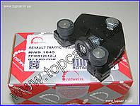 Ролик боковой двери сдвижной нижний на Renault Trafic II 01-  Rotwiss(Турция) RWS1045