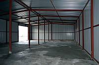 Ангары, склады, производственные помещения