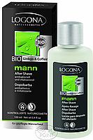 Жидкость антибактериальная после бритья, 100 мл, LOGONA
