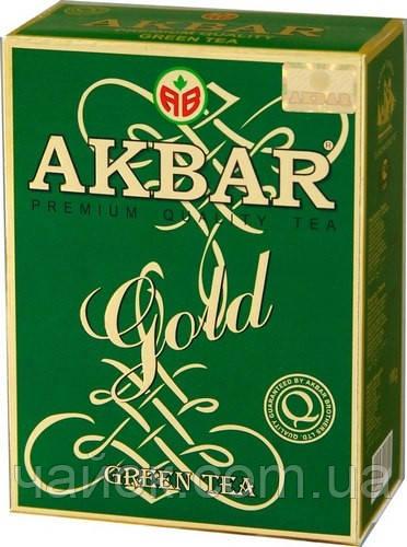 Чай Акbаr Green Gold 100 гр