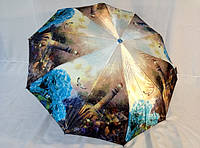 Зонт женский атласный с системой антиветер № 3051-1 от Max Komfort