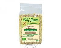 Органическая безглютеновая смесь хлопьев овес-гречка, 400 г, Ma Vie Sans Gluten