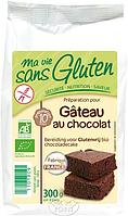 Безглютеновая смесь для приготовления шоколадного торта, 300 г, Ma Vie Sans Gluten
