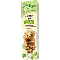 Песочное печенье с миндалем, без глютена, 150 г, Ma Vie Sans Gluten