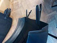 Крыло даф DAF XF 95-105 подкрылок  с резинками