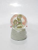 Декоративный водяной шар Вертеп №1