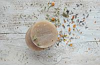 Натуральное мыло-шампунь Разнотравье, 100 г, MIXTURA