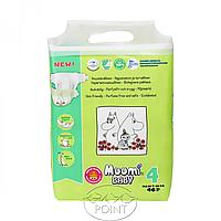 Подгузники Muumi Maxi 4 (7-14кг), 46 шт, Muumi