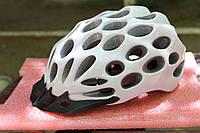 Шлем велосипедный Cosi white, фото 1