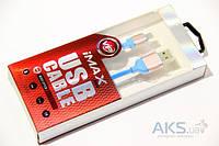 Кабель USB IMAX micro USB 3.0 Blue