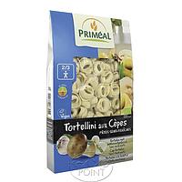 Органические тортеллини с начинкой из белых грибов, 250 г, Primeal