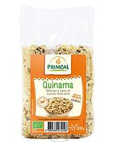 Органическая смесь Квинама (киноа с амарантом), 500 г, Primeal