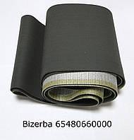 Bizerba 65480660000 Комплект транспортерных лент D35 300x500 (высокий коэф. трения) резина, армированная ткань
