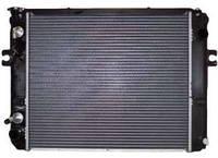 Радиатор охлаждения на погрузчик Toyota | Nissan | Mitsubishi | Yale | Clark | Linde | Daewoo | Still | TCM