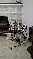 Кованый набор для камина
