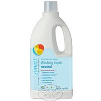 Жидкое средство для стирки цветного и белого белья Нейтральное, 2 л, Sonett