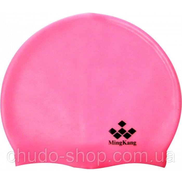 Шапочка для плавания MS 0814 (144шт) 22-19см, 4 цвета, в кульке, 19-11см