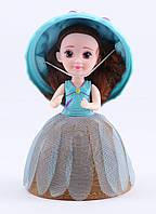 "Кукла серии ""Джелато"" Надя с ароматом карамели Cupcake Surprise (1098-1)"