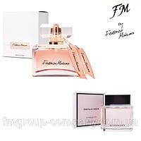 Fm357 Женские духи. Парфюмерия FM Group Parfum. Аромат Givenchy Dahlia Noir (Живанши Дахлия Ноир)
