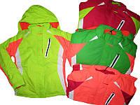 Куртка лыжная для девочки 2в1 (со съёмной флисовой кофтой), Glo-story, размеры 134/140-170, арт. GXY-7254