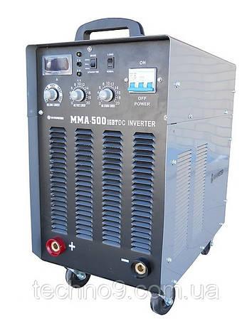 Сварочный инвертор W-MASTER MMA - 500, фото 2