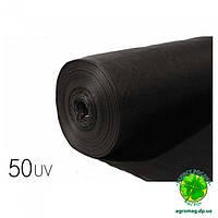 Агроволокно мульчирующее черное рулон 50 (3,2х100)