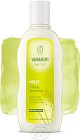 Растительный шампунь с просом для нормальных волос, 190 мл, Weleda
