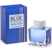 Мужская туалетная вода Antonio Banderas Blue Fresh Seduction EDT 100 ml