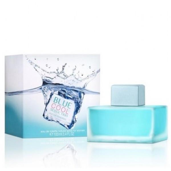 Antonio Banderas Blue Cool Seduction Woman EDT 100 ml (лиц.)
