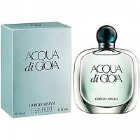 Женская парфюмированная вода Armani Aqua di Gioia EDP 100 ml