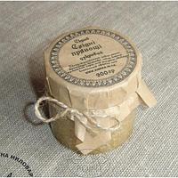 Натуральный сахарный скраб Восточные пряности, 200 г, Амбра