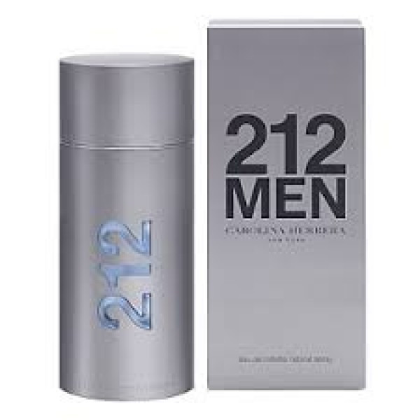 Carolina Herrera 212 For Маn EDT 100 ml (лиц.)