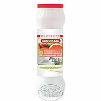 Натуральное средство для чистки кафеля и сантехники с грейпфрутом, 250 г, ЕКОХАТА