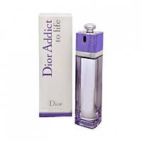Женская туалетная вода Christian Dior Addict To Life Dior EDT 100 ml